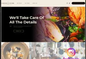 Business Website - Le Frenchy A New York